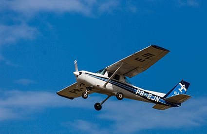Aircraft Flights in United Kingdom