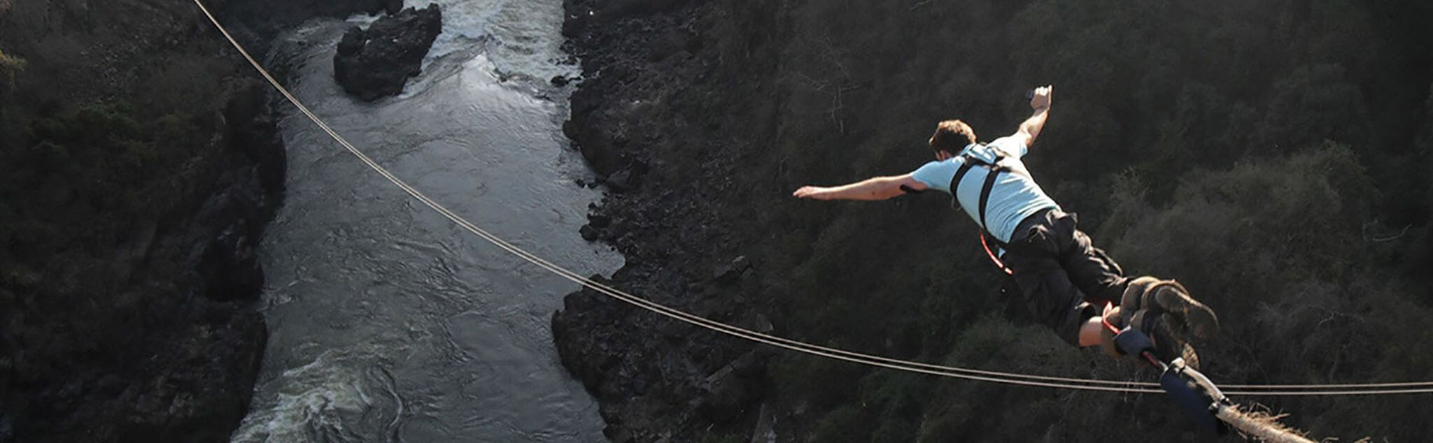 Bungee Jumping in Moray