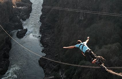 Bungee Jumping in United Kingdom