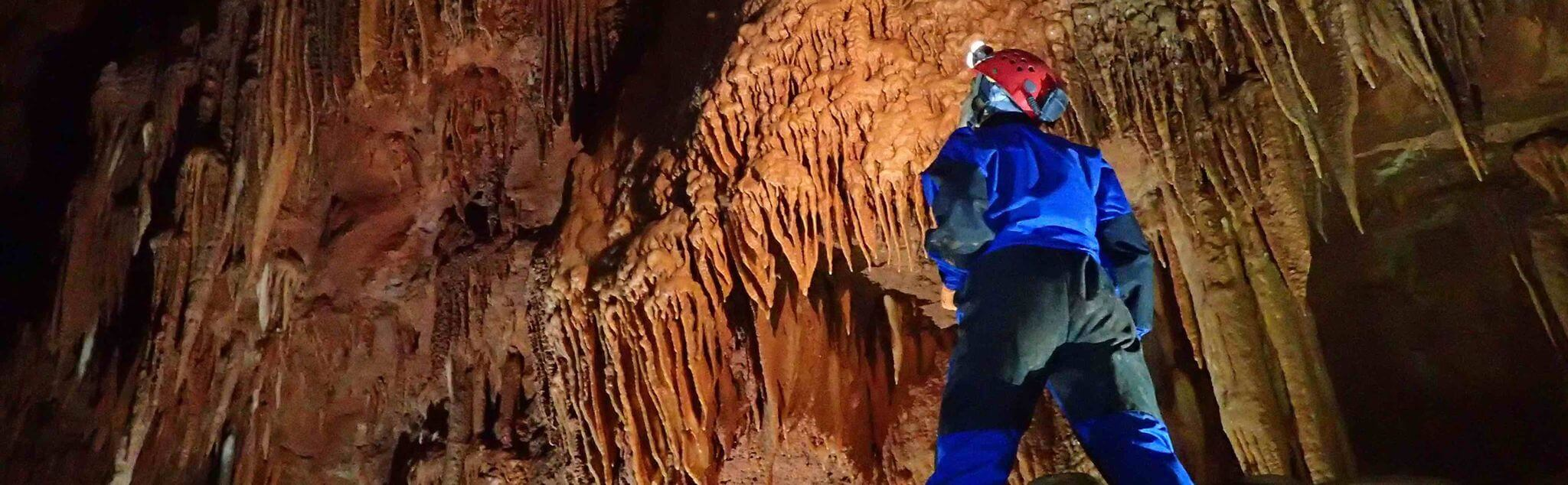 Caving in West Midlands