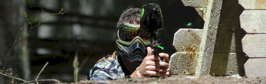 Offers of Child Paintball   Jaca