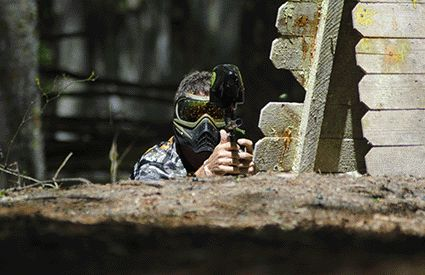 Paintball in United Kingdom