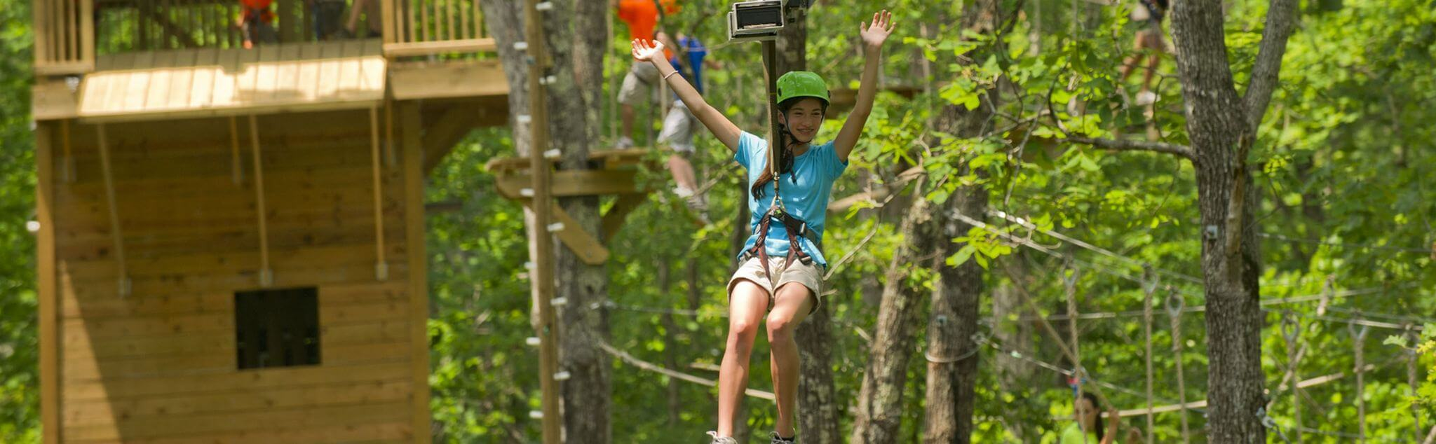 High Ropes in Rutland