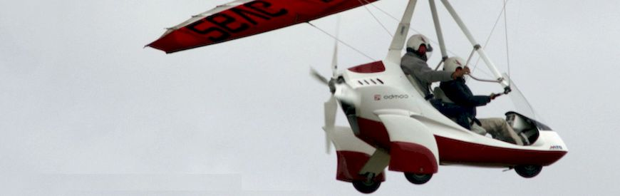 Offers of Ultralight Flights  L' Estartit