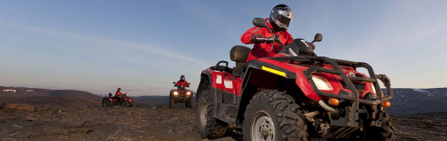 Offers of Quad Biking  Madrid