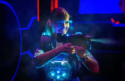Laser Tag in United Kingdom