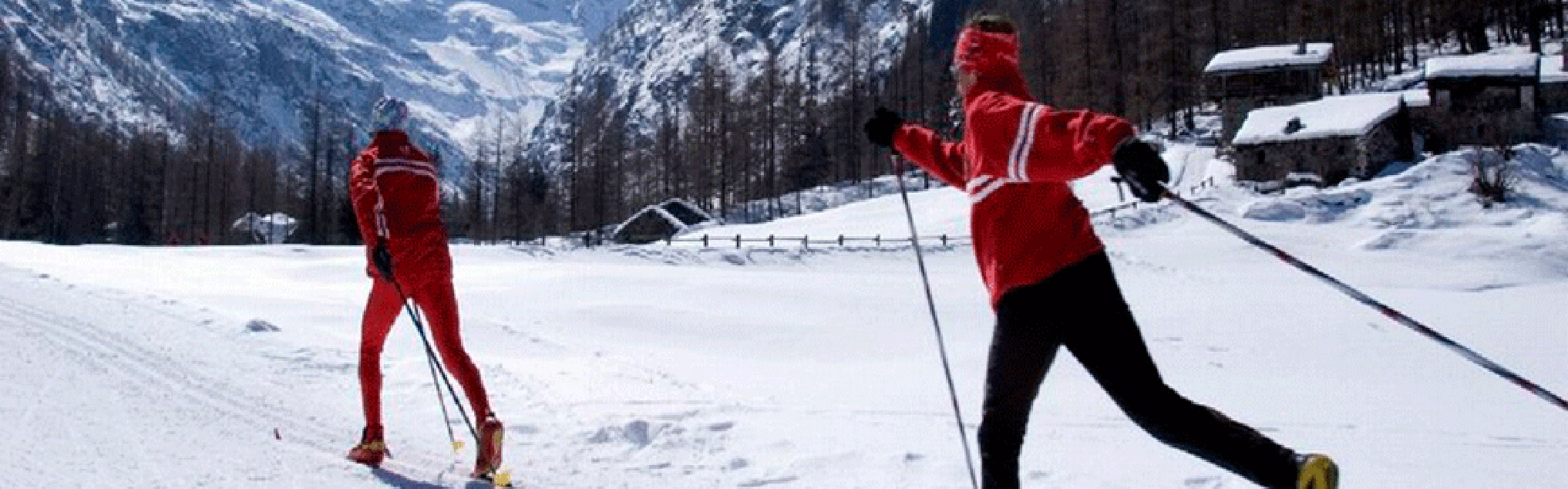 Cross-Country Skiing in Espot