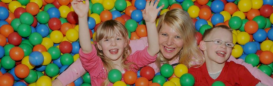 Offers of Indoor Play Centres  Huelva