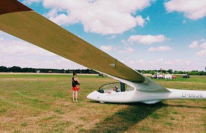 Gliding in United Kingdom