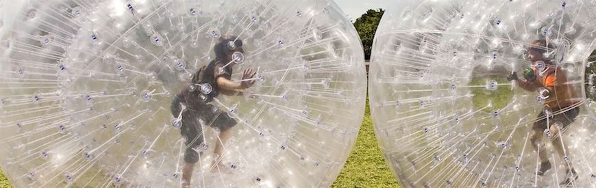 Offers of Zorbing  Islas Baleares