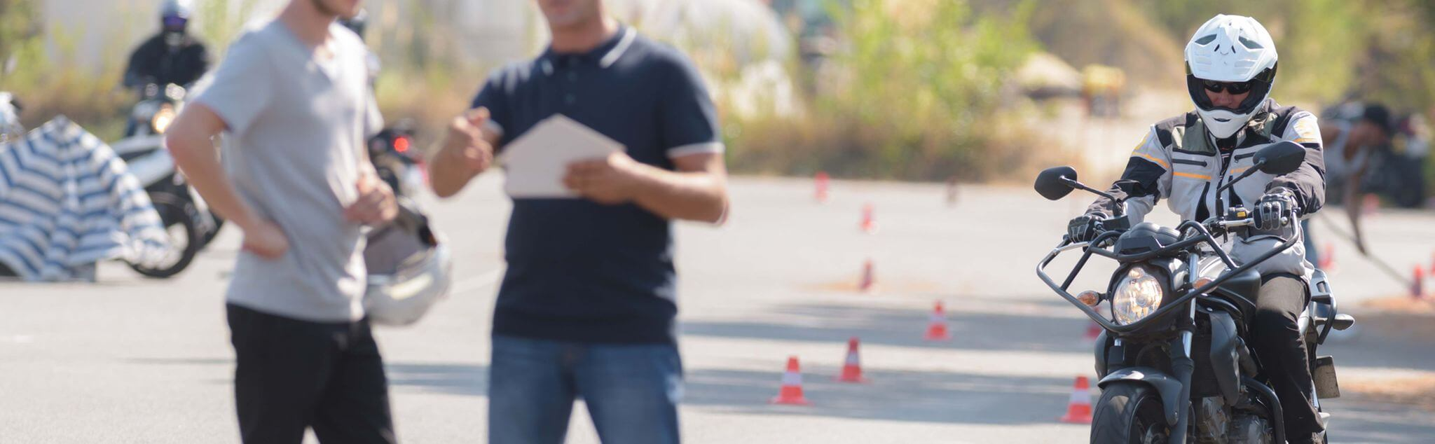 Motorcycle Driving Courses in Málaga