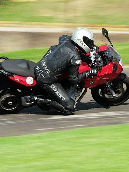 Motorcycle Driving Courses