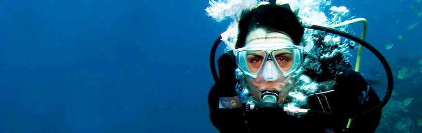 Offers of FEDAS-CMAS Diving Courses   Alicante