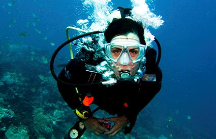 Diving in United Kingdom