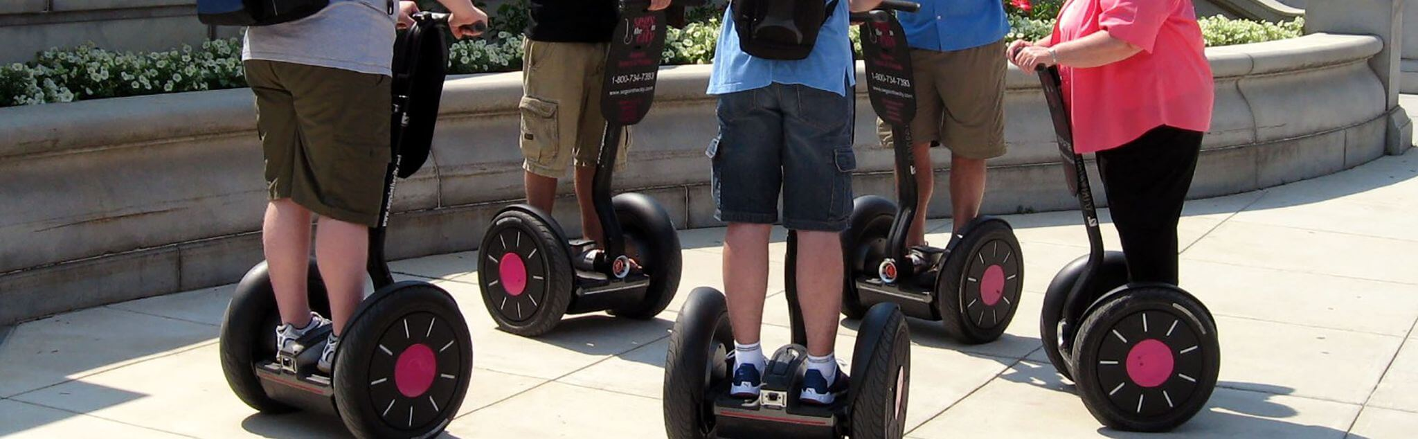 Segway in Sevilla (City)