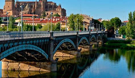 Orienteering Salamanca