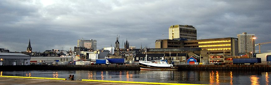 Activities in Aberdeen City