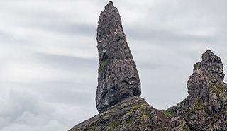 Abseiling Isle of Skye