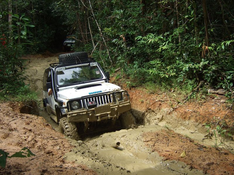 An amazing adrenaline rush