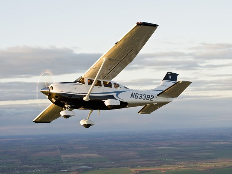 A private flight all for yourself