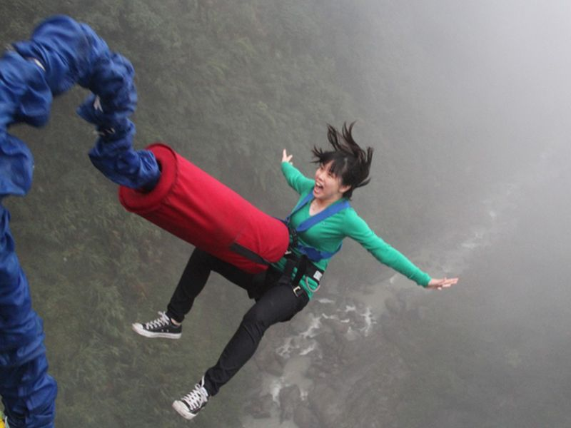 An adrenaline thrill like no other