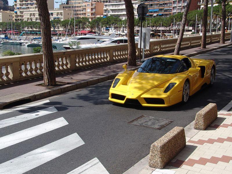 Profiter de l'expérience d'une supercar de luxe