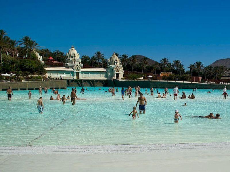Giant pools