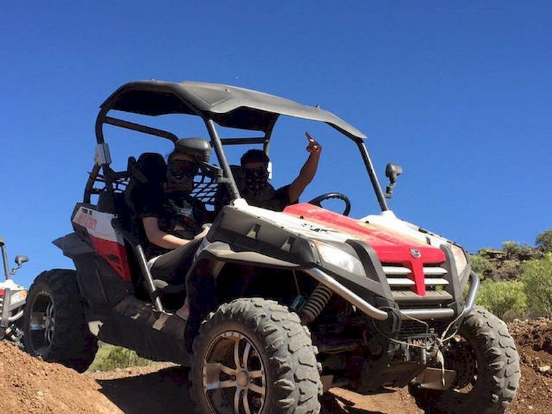 Enjoy the best all-terrain vehicles