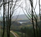 Easy hike through the Teggs Nose National Park