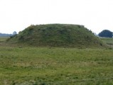 Mound in sutton hoo