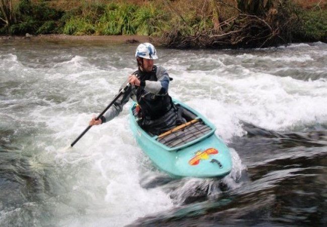Open canoeing oc1