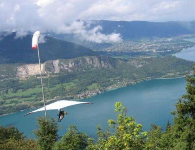 A hang gliders dream