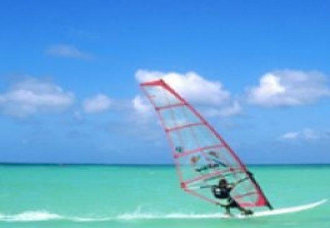 Thailand windsurfing