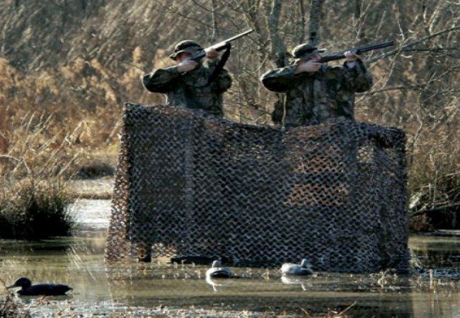 Hunting gear