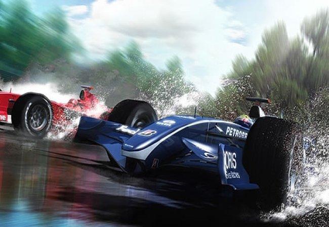 Fierce formula 1 cars