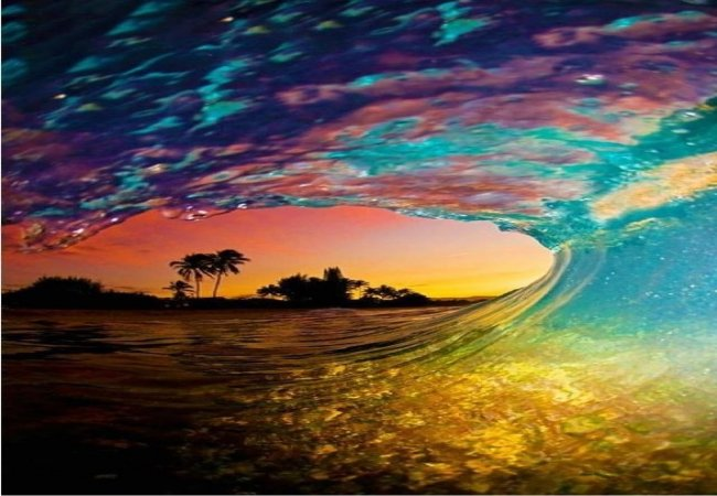 Amazingggg wave shot